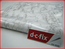 DC FIX MARBLE 67.5CM X 2M SELF ADHESIVE STICKY BACK VINYL CONTACT PAPER 200-8095