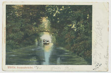 AK Wörlitz Sonnenbrücke  (N560)