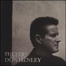 DON HENLEY - THE VERY BEST OF CD ~ GREATEST HITS ( EAGLES ) *NEW*