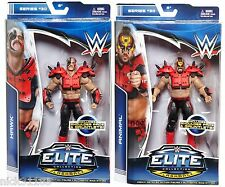 ROAD WARRIOR ANIMAL & HAWK WWE Elite 30 Figures LEGION OF DOOM LOD Lot of 2