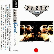 CAS - Party Time Mix - Fernandisco & Kako DJ Mix (MINT)