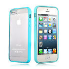 CYAN Top Grade Hard MATTE PC & Soft GEL Cases Cover For Apple iPhone 5 5S