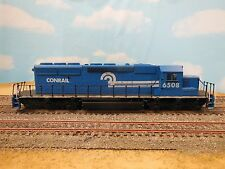 HO SCALE ATHEARN CONRAIL SD40-2 LOCOMOTIVE WITH WORKING DITCH LIGHTS