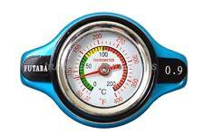 Radiator Cap 13 PSI with Temperature Gauge Futaba 10241