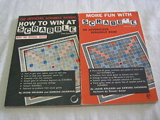 Jacob Orleans & Edmund Jacobson - How to Win At Scrabble ,More Fun With Scrabble