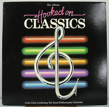 """12"""" 33 RPM STEREO LP - RCA AFL1-4194 - ROYAL PHILHARMONIC - HOOKED ON CLASSICS"""