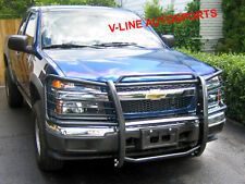 2004 - 2011 Chevy COLORADO - BLACK - GRILL GUARD / BRUSH GUARD / GRILLE GUARD