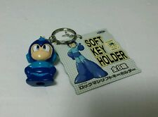 New Banpresto Mega Man Rockman Soft Figure Keychain