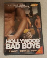Hollywood Bad Boys Vol. 1 & 2 DVD RARE OOP! Gay Interest Free S&H Campfire Video