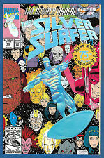 THE SILVER SURFER # 75 - Marvel 1992 (vf)  The Herald Ordeal Pt 6 of 6