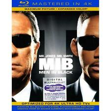 Men In Black Blu-ray Disc, 2013, Mastered For 4K Brand New With Digital Copy