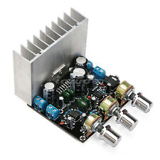 DC 12V~24V Audio Amplifier Board Module TDA7379 Dual-Channel Finished Board