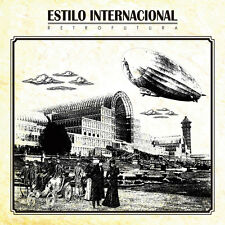 ESTILO INTERNACIONAL Retrofutura LP+CD . post punk new wave movida joy division