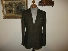 Hilfiger SPORTS COAT MADE IN ITALY Cashmere 43 UK 53 EU Zegna Fabric Shooting