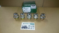 Land Rover Discovery 2 TD5 V8 P38 Alloy Wheel Nuts x5  Bearmach ANR3679