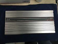 HIFONICS ISIS SERIES 8 Viii OLDSCHOOL HIGH CURRENT .5 Ohm Stable MONSTER AMP ZED