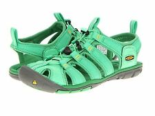 New Women Keen Clearwater CNX Spring Green Water Sport Sandal Shoe Size 5