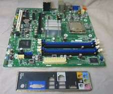 Dell Studio 540 m017g 0m017g socket775 MOTHERBOARD W / slb5m Core 2 Quad & graphcd