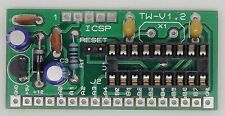 Microchip Pic16fxxx project board