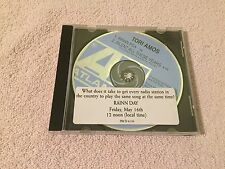 ORIG STICKER!! TORI AMOS SILENT ALL THESE YEARS WITH PSA PROMO DJ CD PRCD8150