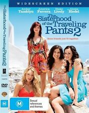 The Sisterhood of the Travelling Pants 02 (DVD, 2009)