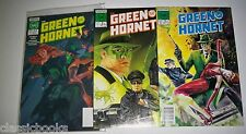 Green Hornet 1-3 & DEMON Vol II 1-4 DC MATT WAGNER  All 1st Print