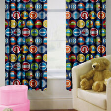 "Road Signs Children's Kids Curtains 66"" by 72"" + Tiebacks Nursery Bedding Blinds"
