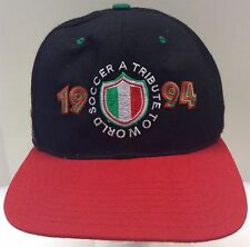 American Needle 1994 World Cup Soccer Football Italy Hat Cap Wool Men's Medium M