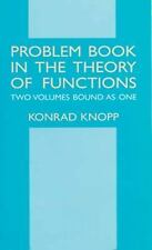 Problem Book in the Theory of Functions (Dover Books on Mathematics) by Knopp,