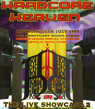 HARDCORE HEAVEN - THE LIVE SHOWCASE 2 (12 CD COLLECTION) 26TH JULY 1997