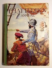 Chatterbox Annual 1952 good condition