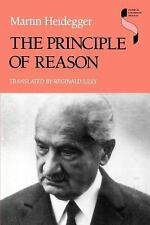 Studies in Continental Thought: The Principle of Reason by Martin Heidegger...