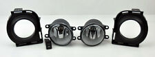 Scion xB 08-10 Front Fog Lights w/ switch - Clear Lens Front Driving Lamps PAIR