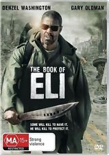 THE BOOK OF ELI Denzel Washington / Gary Oldman DVD R4 NEW
