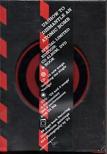U2 HOW TO DISMANTLE AN ATOMIC BOMB  BOX CD+ DVD+ BOOK SEALED LIMITED EDITION