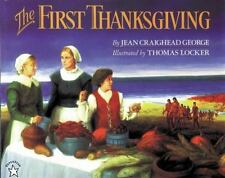 The First Thanksgiving Picture Puffin Books