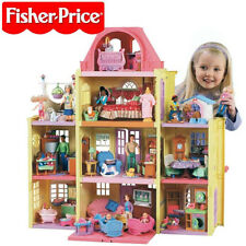 Fisher Price Loving Family Twin Time Replacement Pink Storage Door NO DOLLHOUSE