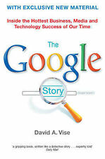 The Google Story David A. Vise Very Good Book