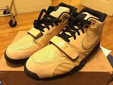 NEW NIKE AIR TRAINER 1 MID PREMIUM NRG BB51 PACK VACHETTA TAN size 11