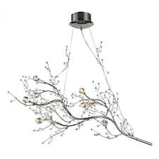Tree - Like Viviana Collection Crystal Branch 10 Light Chandelier