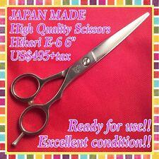 "Hikari JAPANMADE High Quality scissors E-6 6""US$495+tax mizutani matsuzaki  c"