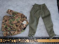DID PEA DOT TUNIC & PANTS WWII GERMAN MEDIC PETER 1/6 ACTION FIGURE TOYS dragon