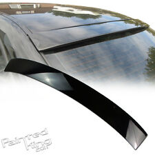 Painted 97 99 03 BMW E39 5-series A Type Window Rear Roof Spoiler 668 black