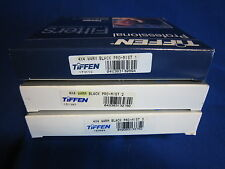 TIFFEN  4x4  FILTER   WARM   BLACK PRO MIST   1,2,3  (LOT OF 3)