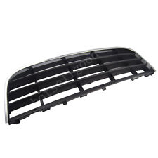 NEW FRONT BUMPER LOWER GRILLE WITH CHROME SURROUND FOR VW JETTA MK5 06 07 08 09