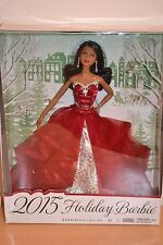 2015 AFRICAN AMERICAN HOLIDAY Barbie