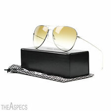 Oliver Peoples Isabel Marant Matt Sunglasses Silver with Honey Gradient