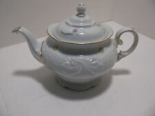 Vintage Wawel Round Tea/Coffee Pot - Made In Poland