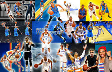 Russell Westbrook Collage Poster