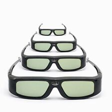 4x SainSonic Zodiac 144Hz Rechargeable 3D Glasses for Optoma BenQ Acer DLP-Link